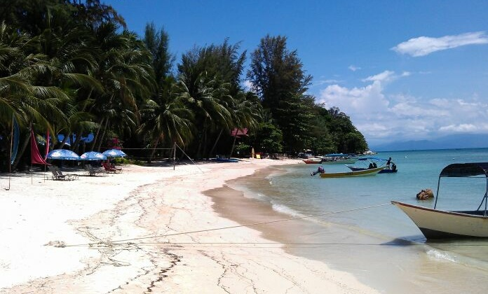 Perhentian Islands Maleisie strand